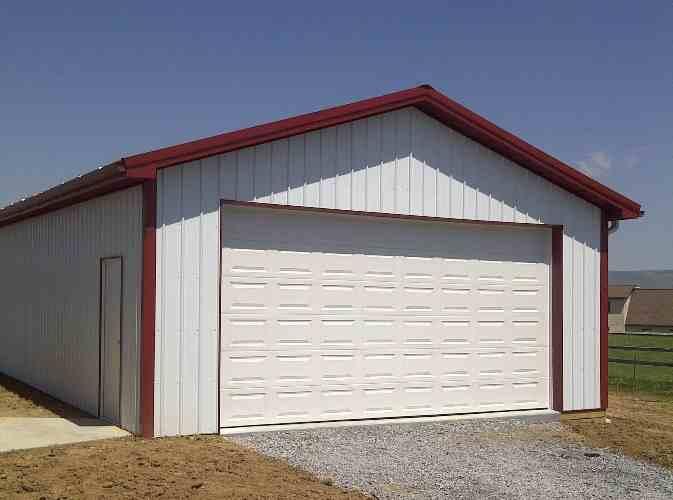 Pole Barn Contractor Lewiston Idaho Lc Valley Concrete